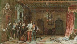 как погиб герцог генрих де гиз