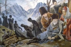 какие были адыгские племена