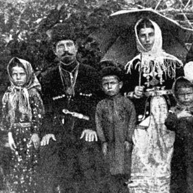какие есть адыгские племена