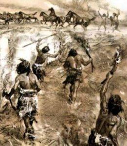 как охотились неандертальцы
