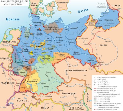 что такое веймарская республика
