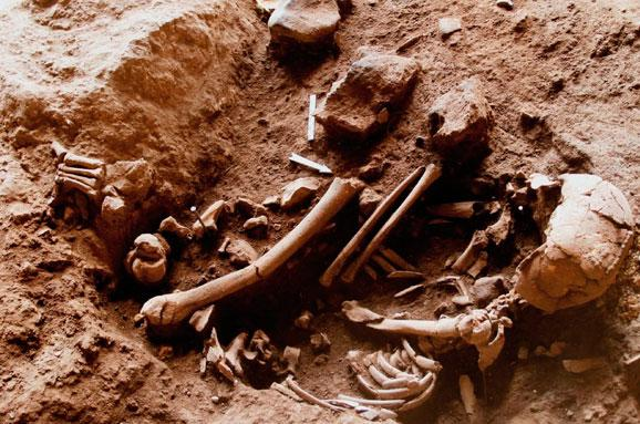 у неандертальцев была духовная культура