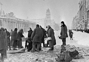 что такое блокада ленинграда