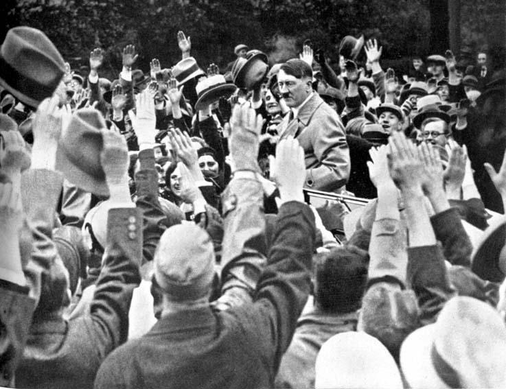 что принесло поддержку нацистам