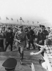 почему немцы любили гитлера