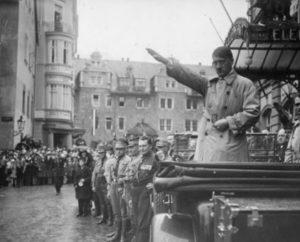 как нацисты пришли к власти в германии