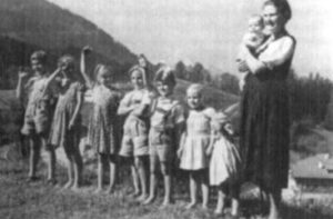 как жили немцы при фашистах