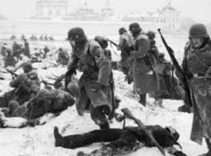 когда немцы подходили к москве