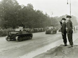 кого немцы поставили у власти в норвегии