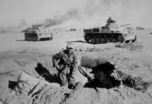 как германия помогала в войне своим союзникам