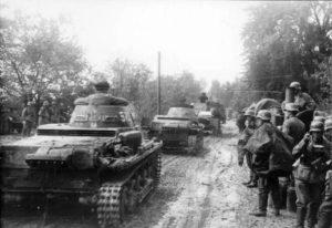 как германия начала вторую мировую войну