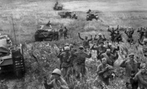 сколько сил было у немцев и сколько у советских в начале войны