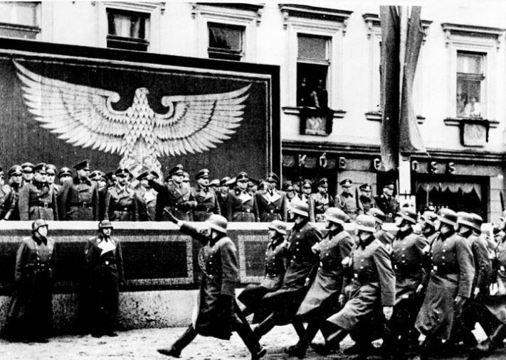 что было с польшей после захвата германией во вторую мировую войну