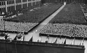 какая олимпиада и когда была в нацистской германии