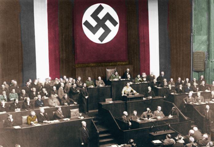 какой была нацистская диктатура