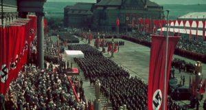 какую внешнюю политику вела фашистская германия перед второй мировой войной