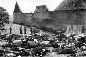 зачем убили население лидице