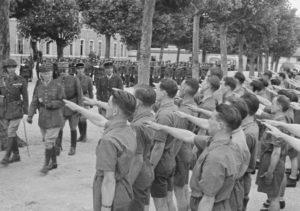 когда германия полностью оккупировала францию