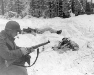 когда были последние сражения германского фронта второй мировой войны