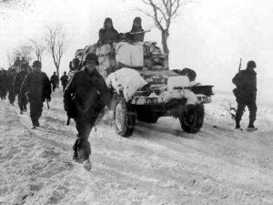 чем закончилось немецкое наступление в арденнах в 1944 1945 годах