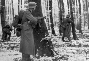 какие последние наступления вели немцы