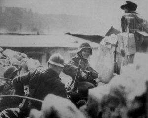 кто оборонял берлин в 1945 году