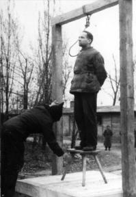 как преследовали нацистских преступников