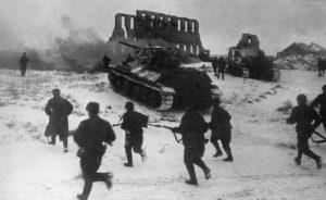 почему немцы потерпели поражение под сталинградом