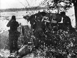 когда немцы стали отступать из ссср