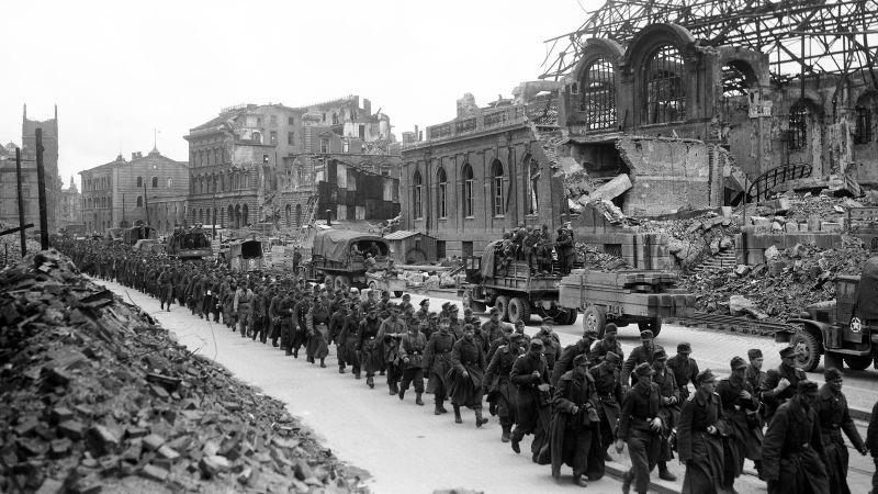 как заканчивала свое существование фашистская германия
