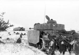 как немцы защищались во вторую мировую войну