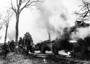 как германия оборонялась в конце войны