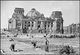 что было с германией после второй мировой войны и падения нацистской диктатуры