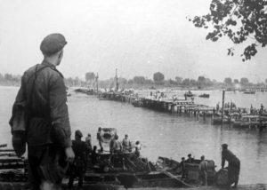 как немецкая армия отступала в 1944 году