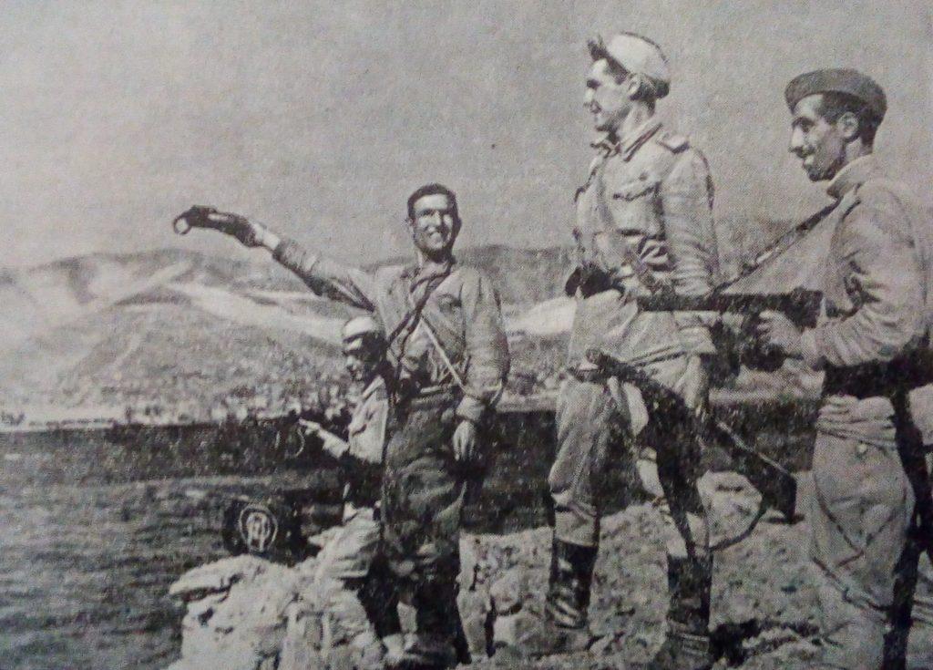когда немцы ушли с кавказа