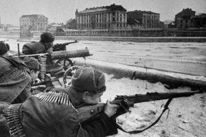 как против германии воевали ссср и западные союзники