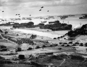 когда открылся второй фронт в европе против германии