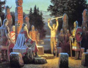 как древняя славянская мифология повлияла на русские сказки