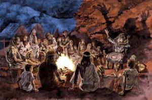 какие есть сакральные языческие признаки в русских сказках и поверьях
