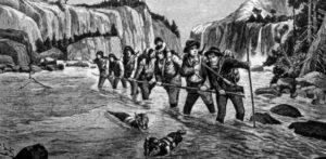 как на Аляске нашли золото