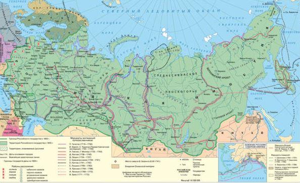 как россия осваивала аляску