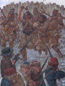 кто победил в русско индейской войне