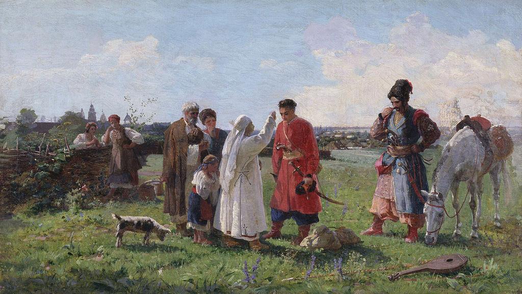 как жили запорожские казаки