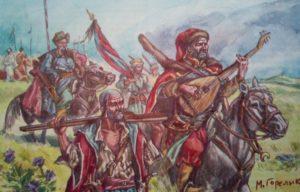 из за чего произошла битва под батогом