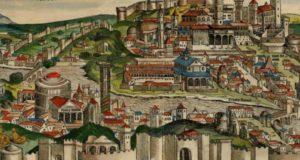 как выглядел Рим в Средневековье