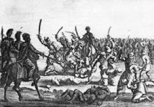 как украинцы и татары победили поляков
