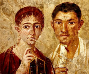 римские муж и жена