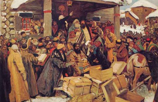 что за раскол был в русской православной церкви