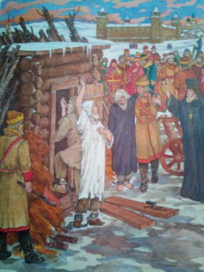почему казнили протопопа аввакума
