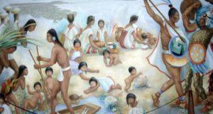 как сурово ацтеки воспитывали детей